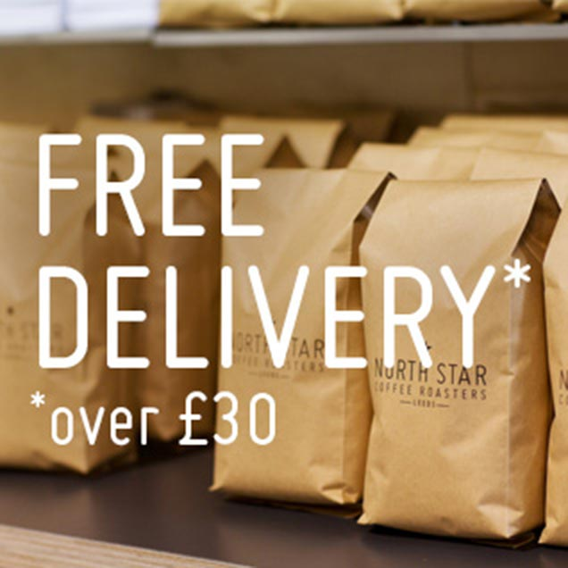 Free UK shipping for orders over £30