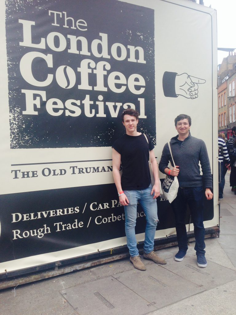 The London Coffee Festival 2014
