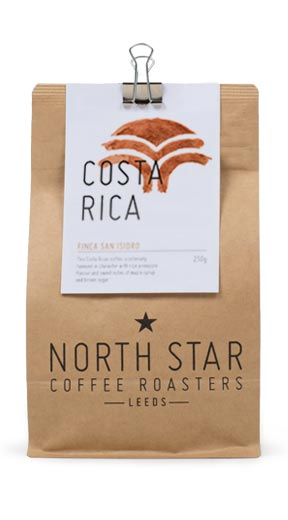 North Star Coffee Costa Rica