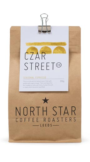North Star Coffee Czar Street