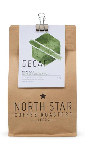 North Star Coffee Decaf