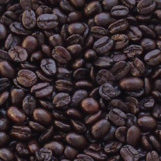 Dark Coffee Roasting Example Beans