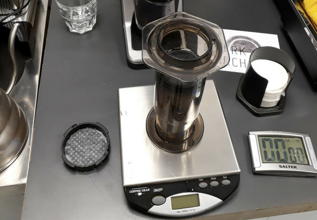 aeropress tips and brew recipes