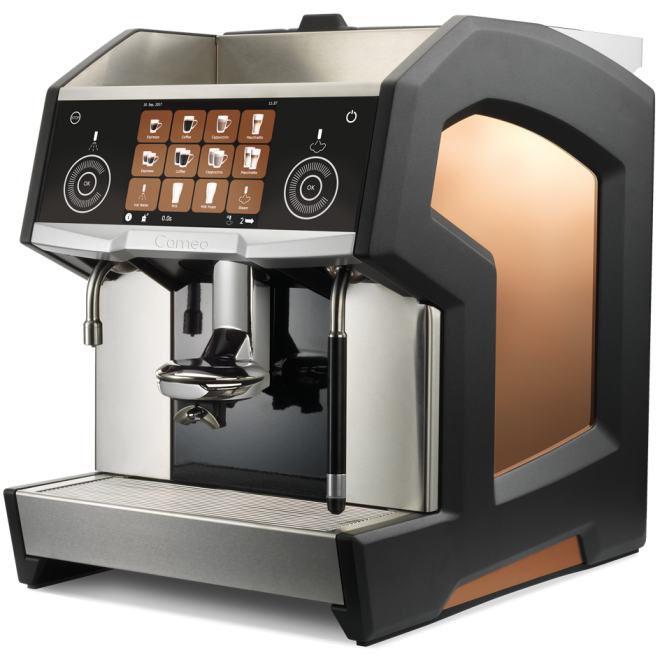 Eversys Cameo Espresso Machine - Available only from North Star in Yorkshire