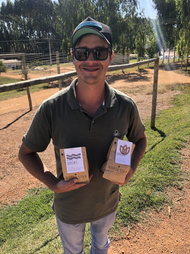 Meet Marcelo Montanari – Our Producer at Fazenda Rainha da Paz, Brazil