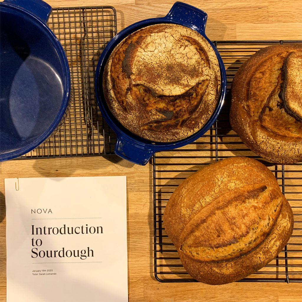 A blog about bread!